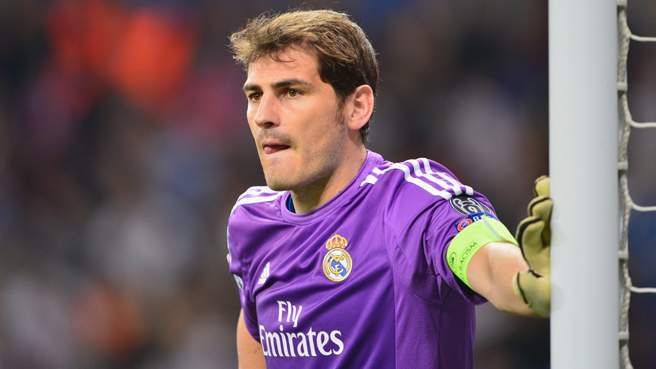Iker Casillas, portiere, Real Madrid