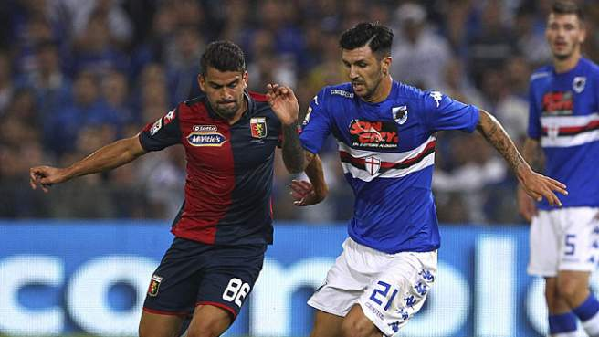 Sampdoria, infortunio Muriel: