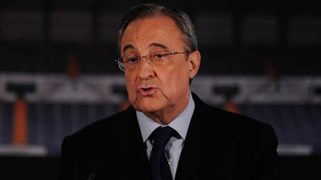 Real Madrid, Florentino Perez: