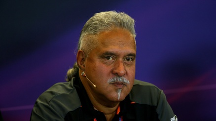 Force India, arrestato Vijay Mallya