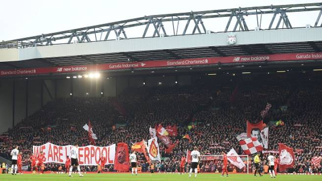 Anfield, Liverpool