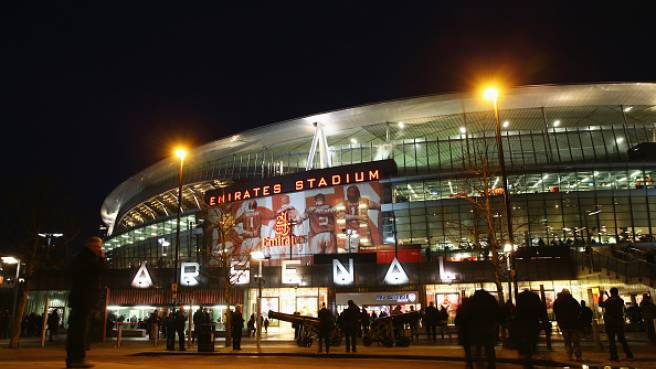 Emirates Stadium, Londra