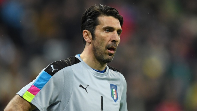 Buffon e Candreva out. Turnover per Conte