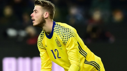 De Gea, Real Madrid in pole