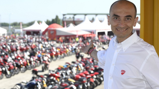 Festa grande al World Ducati Week