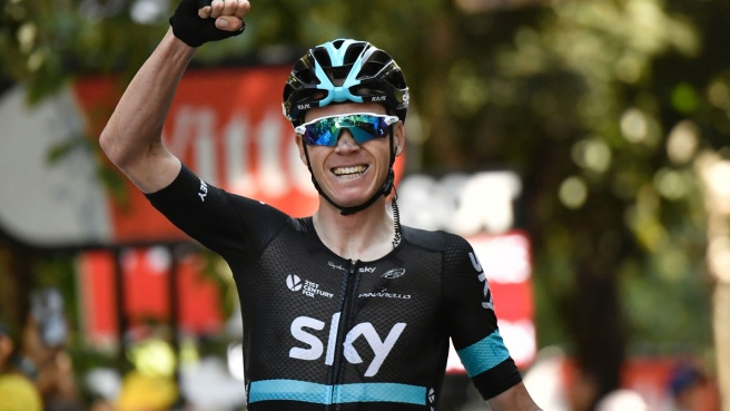 Froome, il ct francese: