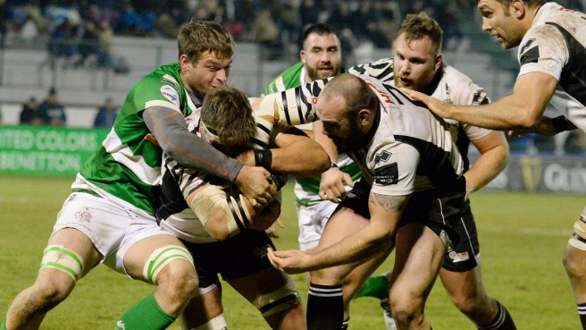 Zebre Rugby all'ultima spiaggia