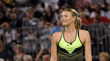 Us Open, una wild card a Maria Sharapova