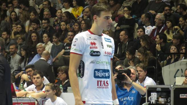 Big match a Trento, Lube e Perugia ok