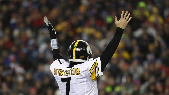 Roethlisberger Steelers