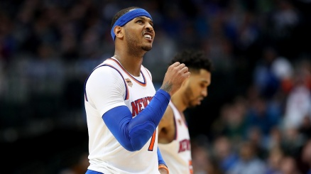 NBA, Melo ad un passo da Houston