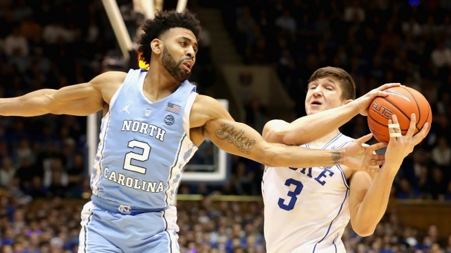 NCAA: Duke sorride, North Carolina k.o.