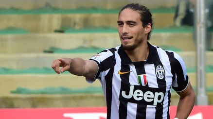 Martin Caceres torna in Serie A