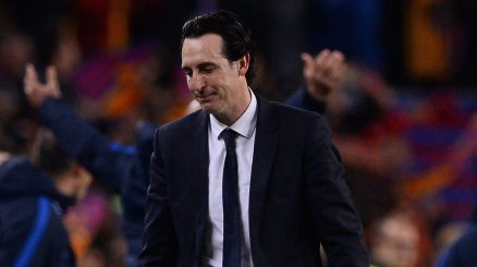Emery fa lo spaccone: