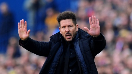 Il 'Cholo' Simeone: