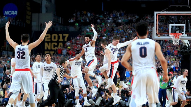Gonzaga, finale NCAA contro North Carolina
