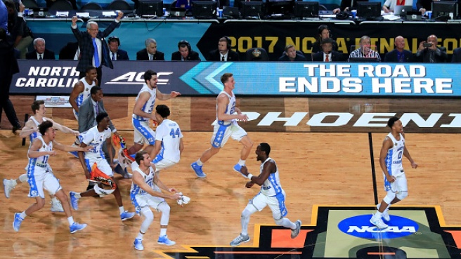 NCAA, North Carolina è campione