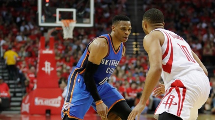NBA, anche Houston sogna Westbrook