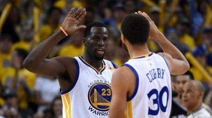 NBA, Golden State alle Finals