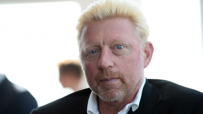 Tennis, Boris Becker in bancarotta
