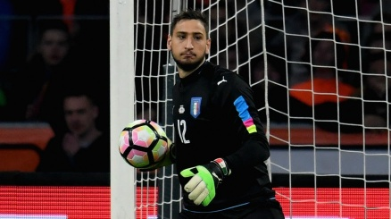 Rep. Ceca-Italia 3-1. Male Donnarumma