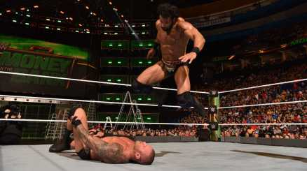 WWE Money in The Bank, i risultati