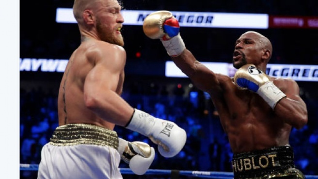 Mayweather vince pure alle slot machine