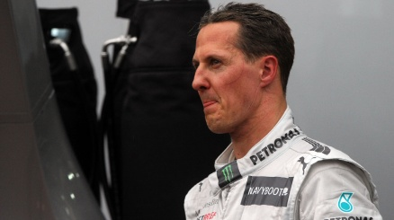 Dalla Germania: Schumacher trasferito in Texas