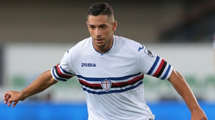 Sampdoria, brutto infortunio per Caprari