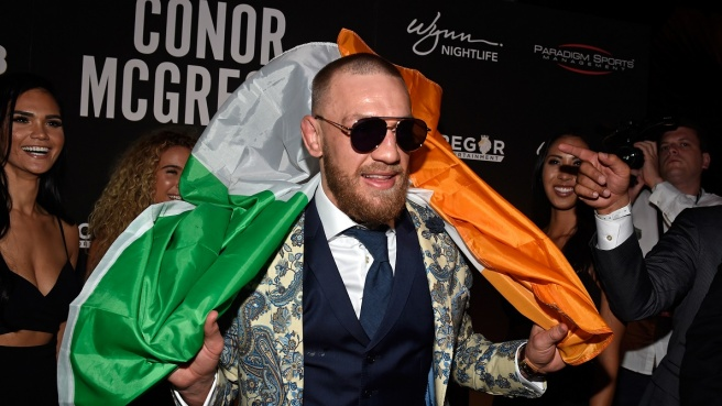 Scultura da 50.000 sterline per McGregor