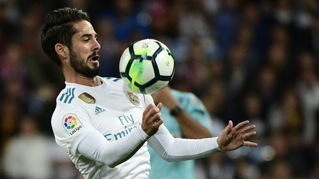 Il Real Madrid scarica Isco