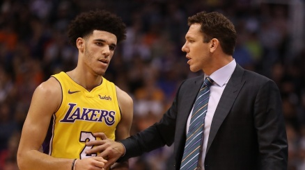 NBA, altra vittoria per i LA Lakers
