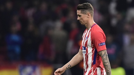 Atletico Madrid, l'ultima di Torres
