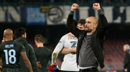 Manchester City in finale di coppa