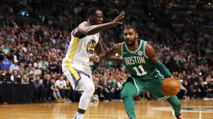NBA, Boston affonda Golden State: sono 14