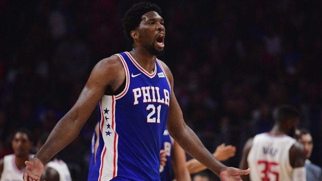 NBA, Embiid travolge i LA Lakers