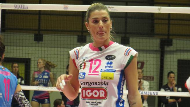 Volley donne, Novara vince gara 1