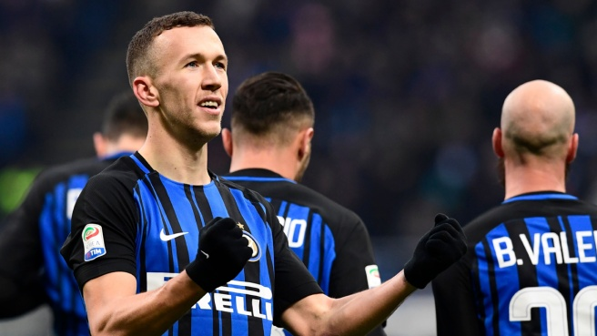 Inter-Chievo, Perisic: