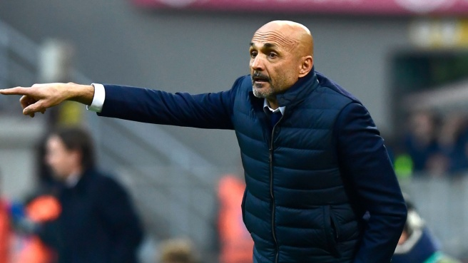 Inter-Udinese, Spalletti: