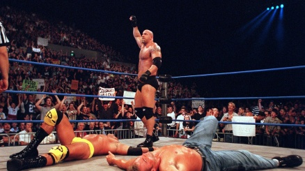 WWE, Goldberg nella Hall of Fame