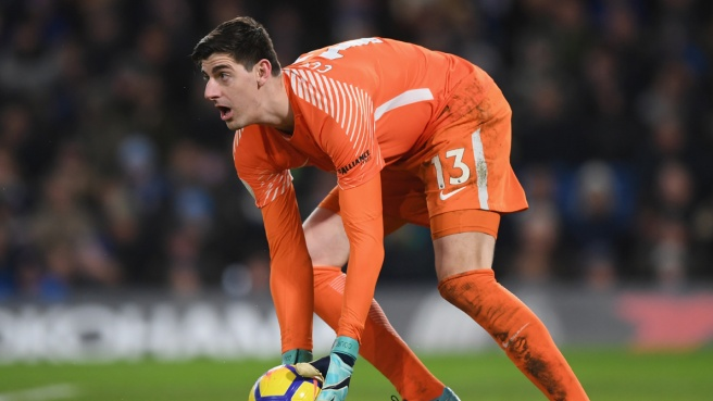 Courtois ha scelto il Real Madrid