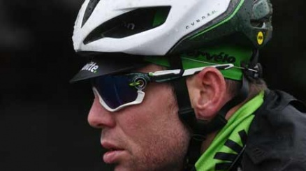 Mark Cavendish se la cava