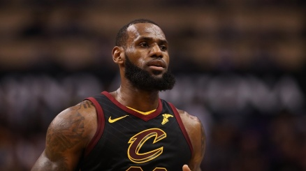Play-off NBA, Cleveland perde gara 1
