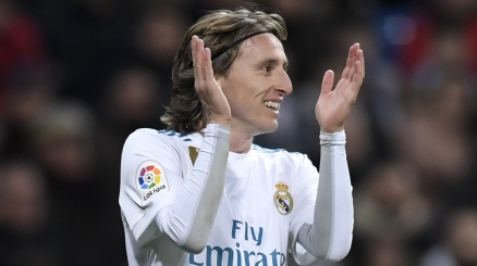 Real, Modric pensa all'MLS