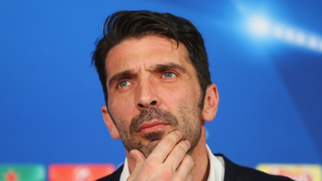 Buffon	-->						@Getty Images