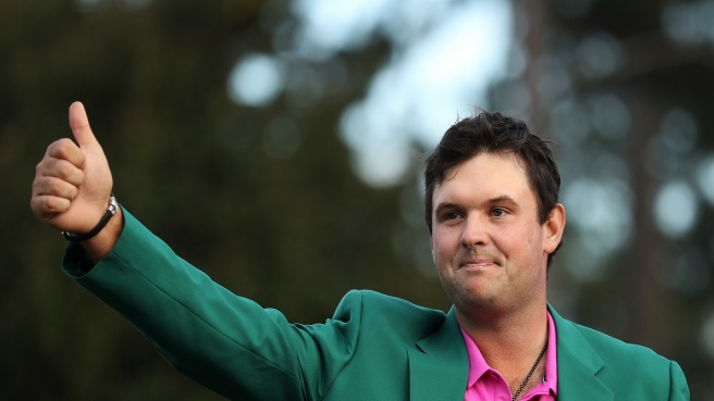 Augusta Masters, vince Patrick Reed