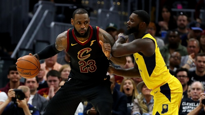 NBA, Cleveland ringrazia James