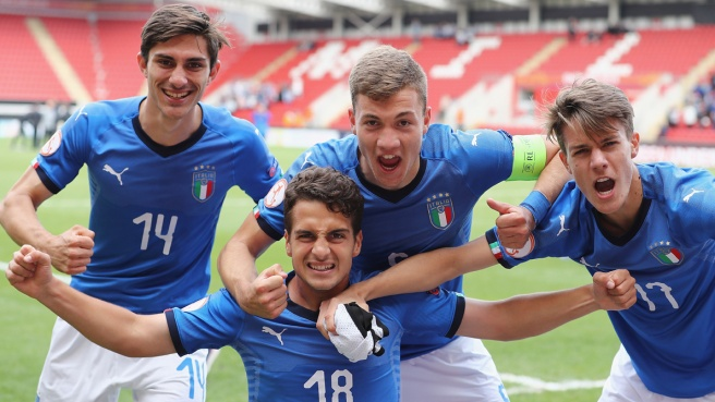 Under 17, Italia-Svezia 1-0, azzurri in semifinale all'Europeo