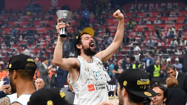 Eurolega, vittoria per il Real Madrid
