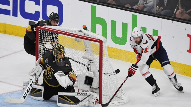 Stanley Cup, i Capitals sul 3-1